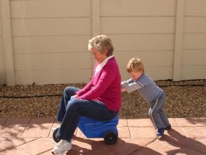 grandparentage testing