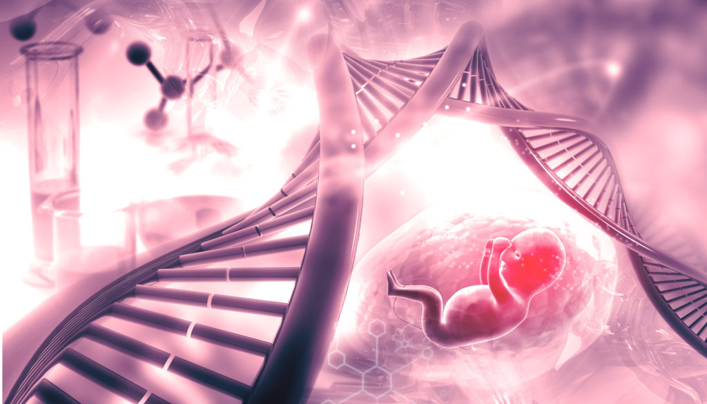 Prenatal DNA Testing for genetic disorders