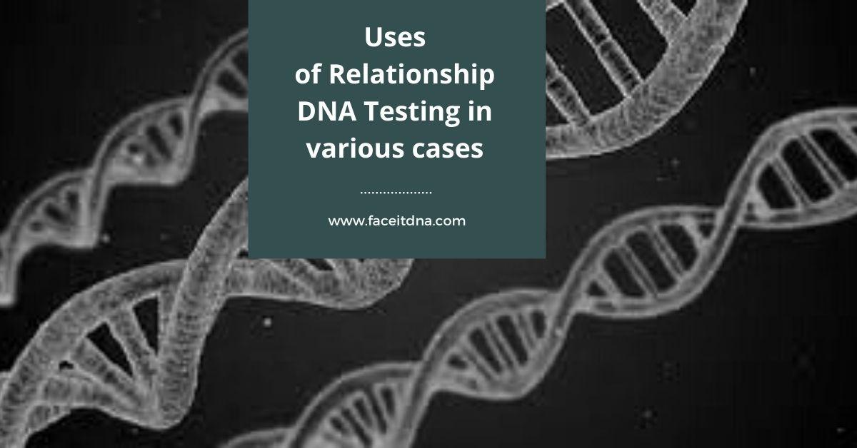 Relationship DNA Testing