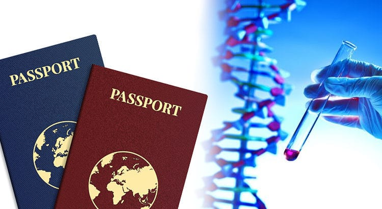 Immigration DNA testing